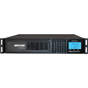 Minuteman PRO-RT PRO1000RT2U 1000VA Tower/Rack/Wall Mountable UPS