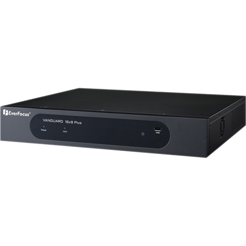 Hybrid Video Recorder - H.264 Formats - 4 TB Hard Drive - 2 GB - 30 Fps - Composite Video In - 16 Audio In - 1 Audio Out - 1 VGA Out - HDMI