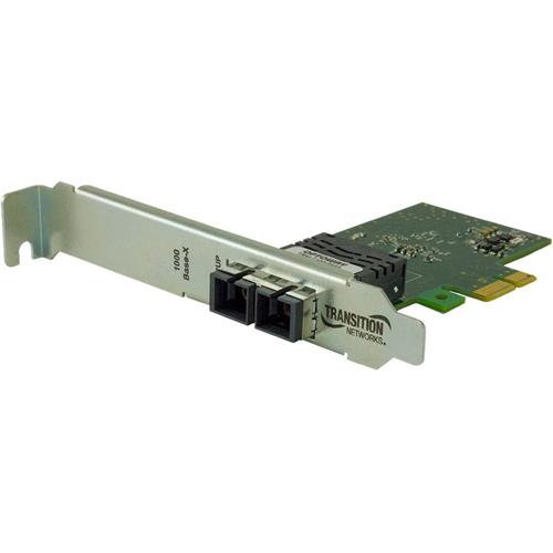Transition Networks N-GXE-LC-02 Gigabit Ethernet Card