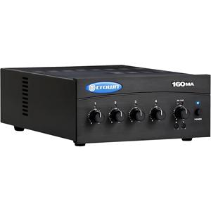 Crown 160MA Amplifier - 60 W RMS - 1 Channel