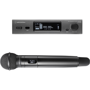 Audio-Technica 3000 ATW-3212/C510 Wireless Microphone System