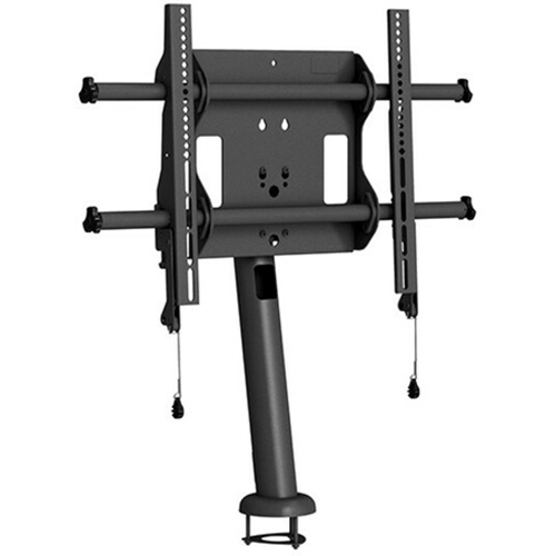 Chief Fusion Desk Mount for Display Screen - Black