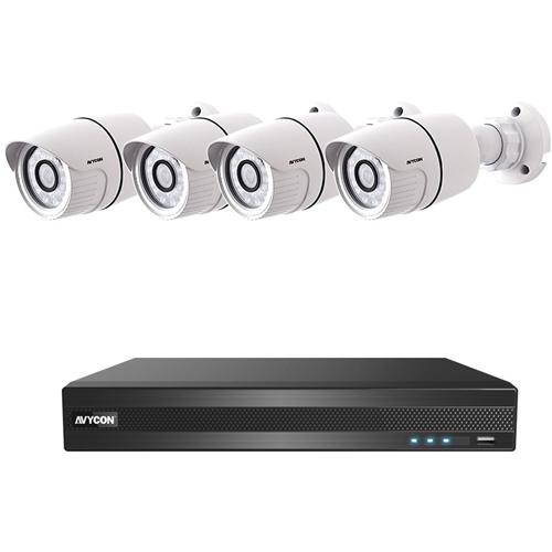 AVYCON AVK-HN41B4 Video Surveillance System