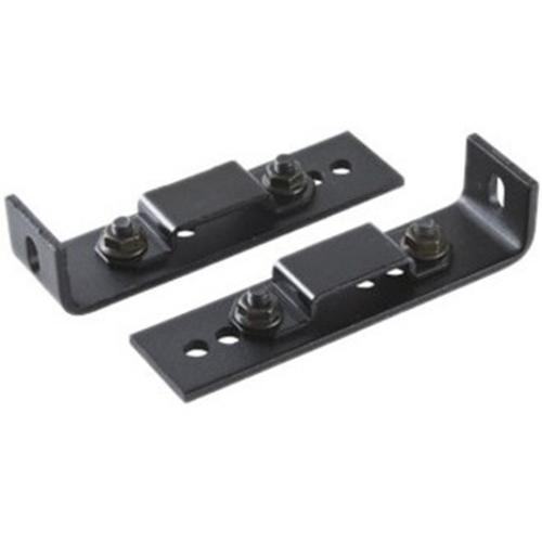 Ortronics Runway Mounting Bracket for Runway Junction Plate - Black
