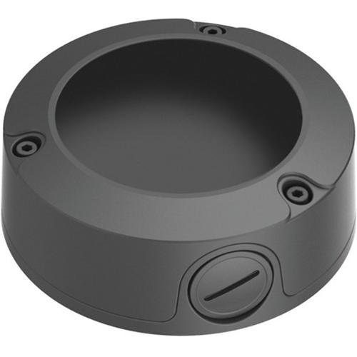 Hanwha Techwin SBO-100B1B Mounting Box for Network Camera - Dark Gray