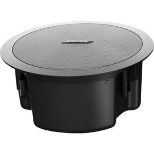 Bose FreeSpace DS 40F Indoor Flush Mount, Pendant Mount, Ceiling Mountable Speaker - 40 W RMS - Gray, Black