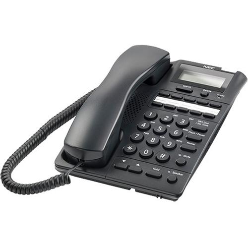 NEC UNIVERGE AT-55 (BK) TEL Standard Phone - Black