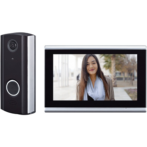 iVision + Connect Video Intercom Door and Monitor Station Kit