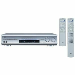 JVC RX D301S - AV receiver - 7.1 channel