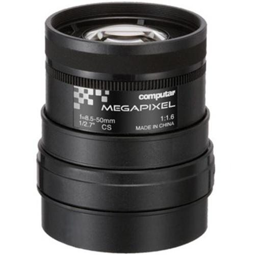 Computar A6Z8516CS-MP - 8.50 mm to 50 mm - f/1.6 - Zoom Lens for CS Mount