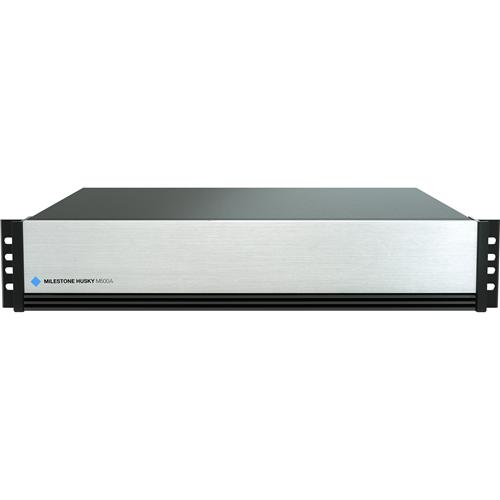 HUSKY M500A EXPERT NVR 64T 1GBE RAID/ 2U/ 3Y WARR/ 1 SLC/ 0 DLK IN