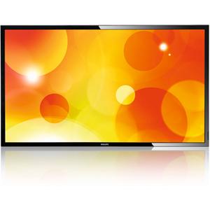 4K - 350Cd/m2 / VGA / HDMI / RS232 + Luidspr. HTML Browser 5.0 - 18/7