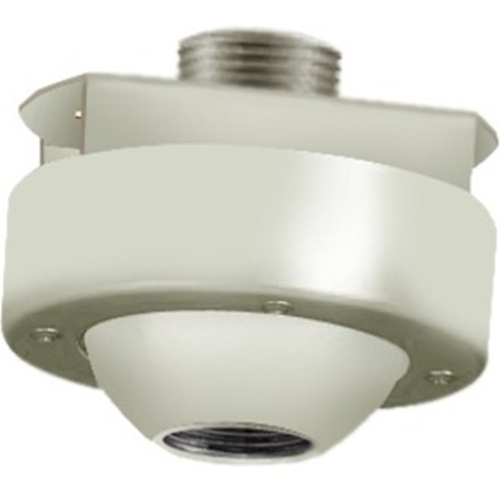 Hanwha Techwin SBP-302CMS Mounting Adapter for Network Camera - Ivory