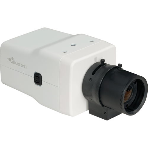 Illustra Flex IFS08XNANWTT 8 Megapixel Network Camera - Box