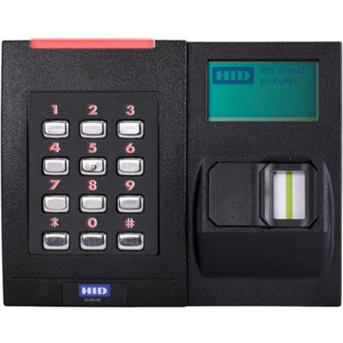 HID iCLASS SE RKLB40 Biometric/Card Reader/Keypad Access Device (13.56 MHz)