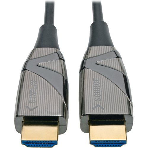 CABLE HDMI 2.0 FIBER OPTICAL BLK 100 M