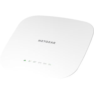 The NETGEAR Insight Managed Smart Cloud Tri-band 4x4 Wireless Access Point WAC540 delivers superior performance WiFi and ultra-high client density for enterprises requiring ubiquitous and reliable wireless for all business applications. The WAC540 is mana