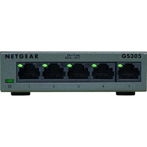 5-port Gigabit Ethernet Unmanaged Switch