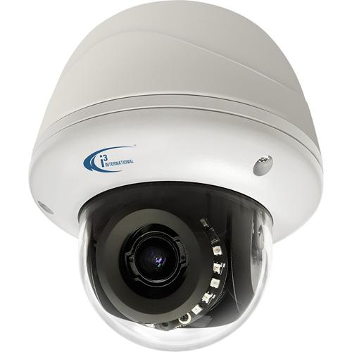 i3International Ax65W 3 Megapixel Network Camera - Dome