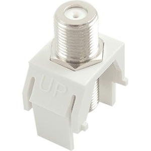 F CONNECTOR KEYSTONE