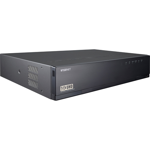 4K NVR 36TB RAW that supports: up to 32 channels H.265/H.264/MJPEG ARB (Automatic Recovery Backup)
