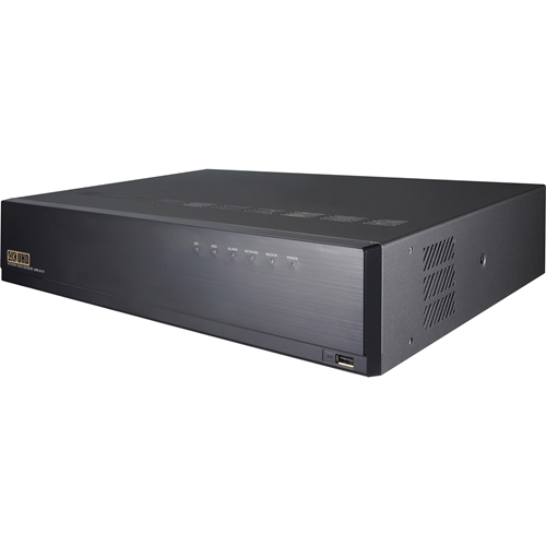 4K NVR 36TB RAW supports: 64 channels H.265/H.264/MJPEG ARB (Automatic Recovery Backup)