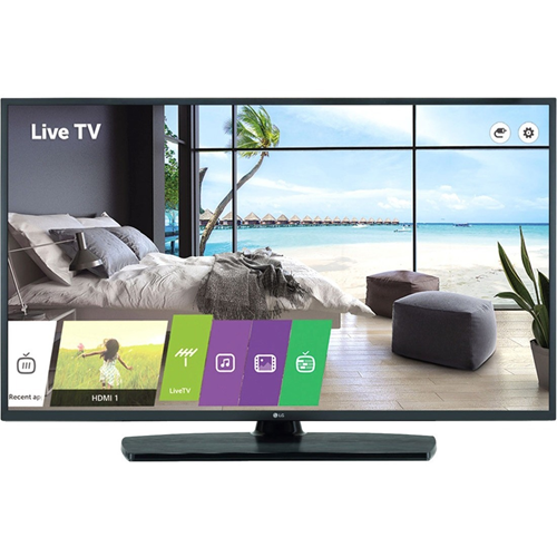 55IN LCD 1080P HOSPITALITY TAA P CENTRIC PRO IDIOM B-LAN 2YR WTY