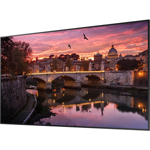 55' COMM 4K UHD LED LCD DISPLAY 350 NIT