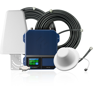 WilsonPro Pro 1100 Commercial Cellular Signal Booster Kit - 50 Ohm