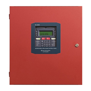 198-POINT ADDRESSABLE FIRE ALARM CONTROL PANEL