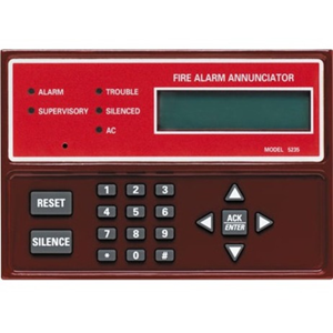 Silent Knight SK-5235 Remote Annunciator