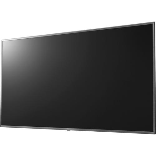 """75"""" 3840 X 2160 UHD. 75"""" 3840 X 2160 (UHD) HDMI (3), USB , HDMI/HDCP Input, RS-232C, RJ45 400 nit Dark Meteo Titan."""