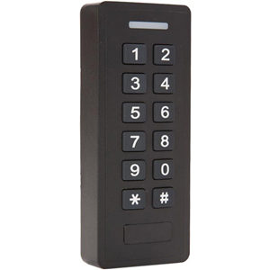 26-BIT WIEGAND MULLION KEYPAD/READER