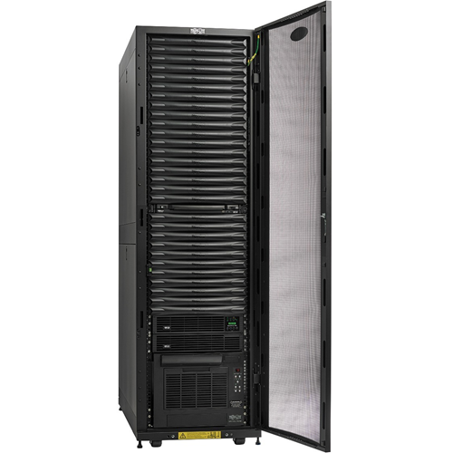 Tripp Lite EdgeReady Micro Data Center 38U 3000VA 2UPS 2 PDU 42U Rack Kit