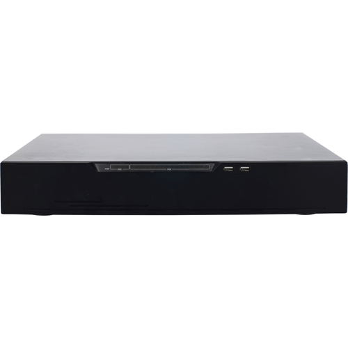 H.265 16CH POE NVR WITH 2 TB HARD DRIVE