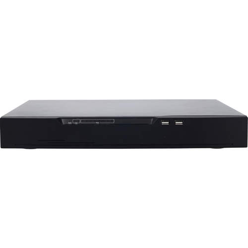 H.265 8CH POE NVR WITH 2 TB HARD DRIVE