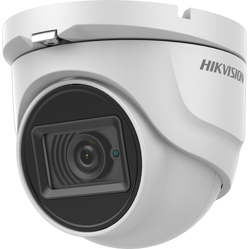 Hikvision Turbo HD DS-2CE76H8T-ITMF 5 Megapixel Surveillance Camera - Dome