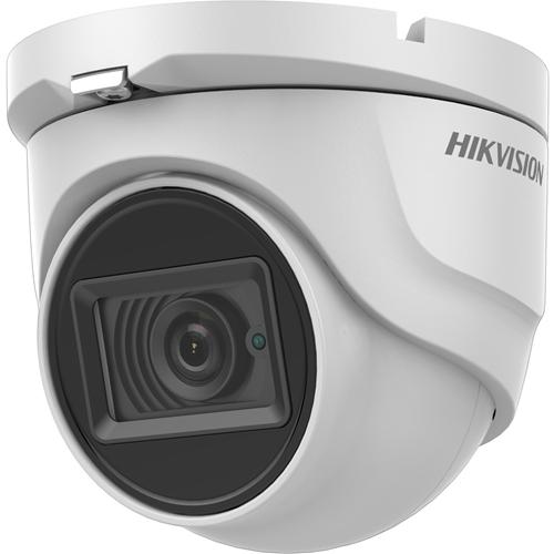 Hikvision Turbo HD DS-2CE76H8T-ITMF 5 Megapixel Surveillance Camera - Monochrome - Dome