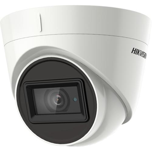 Hikvision Turbo HD DS-2CE78H8T-IT3F 5 Megapixel Surveillance Camera - Monochrome - Dome
