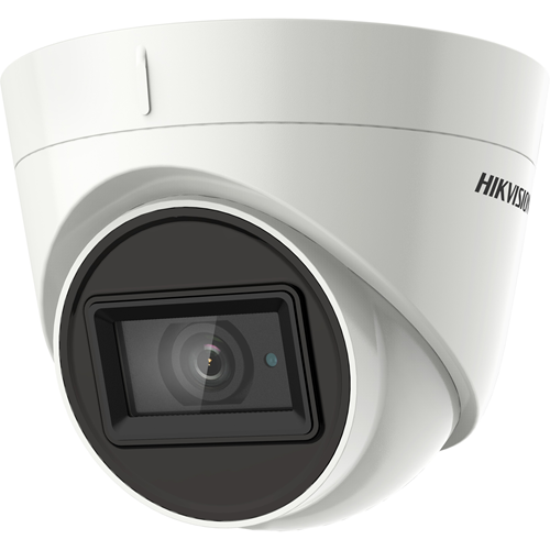Hikvision Turbo HD DS-2CE78U1T-IT3F 8.3 Megapixel Surveillance Camera - Monochrome - Turret