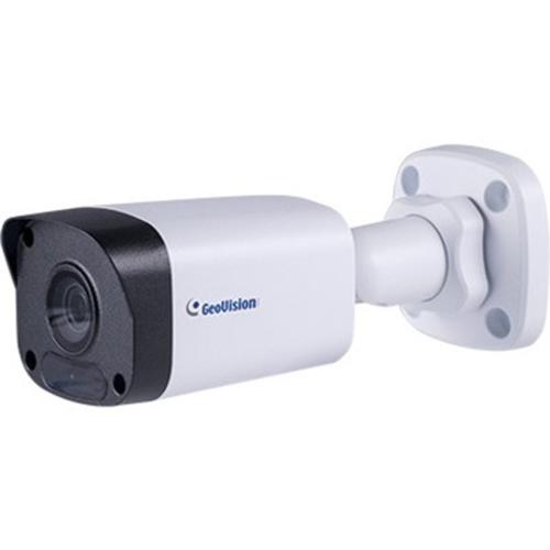 GeoVision GV-ABL4703-0F 4 Megapixel HD Network Camera - Color - Bullet