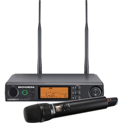 Bogen UHF8011HH - UHF Wireless Handheld Microphone System