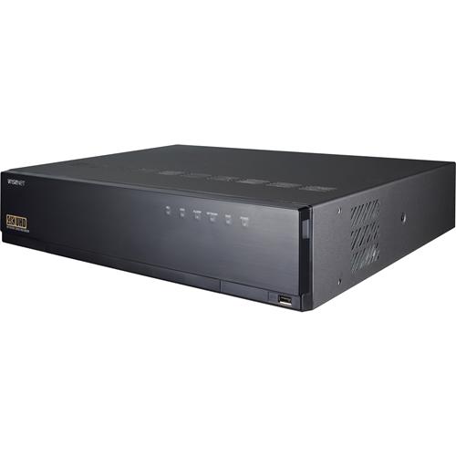 Wisenet 32Channel 4K 256Mbps NVR w/ Raid5