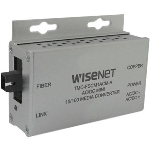 Wisenet TMC-F Transceiver/Media Converter