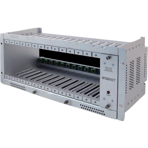 Hanwha SBP-C14 Rack Mount Card Cage With Power Supply