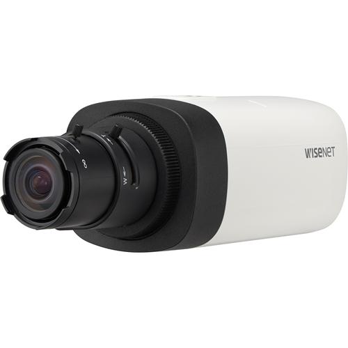 Wisenet HCB-7000A 4 Megapixel Surveillance Camera - Box