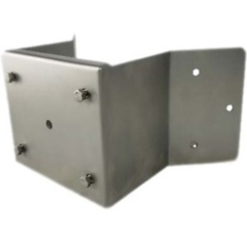 Corner mount for the (TNO-X6072EPT1-Z TNO-X8072EPT1-Z and TNO-X6322EPT1-Z TNP-X6322EPT3-Z TNP-Q6232EPT3-Z) requires a wall mount