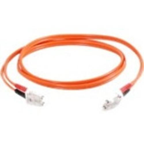 Quiktron Value Series 62.5/125 Multimode LC-LC Duplex Fiber Cable