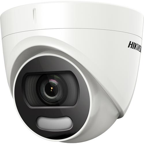 Hikvision ColorVu DS-2CE72HFT-F 5 Megapixel Surveillance Camera - Turret