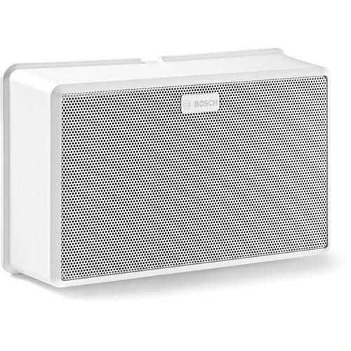 Bosch Wall Mountable Speaker - 6 W RMS - White
